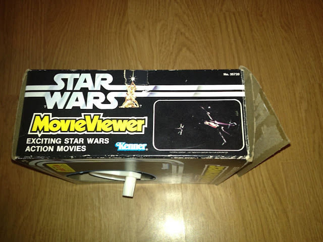 kenner movieviewer, star wars