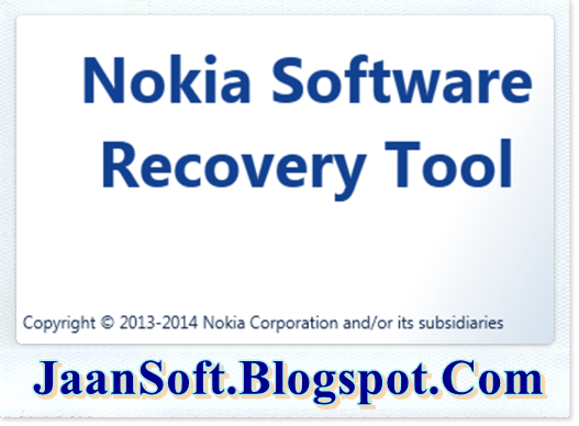 Download Nokia Software Recovery Tool Latest Version