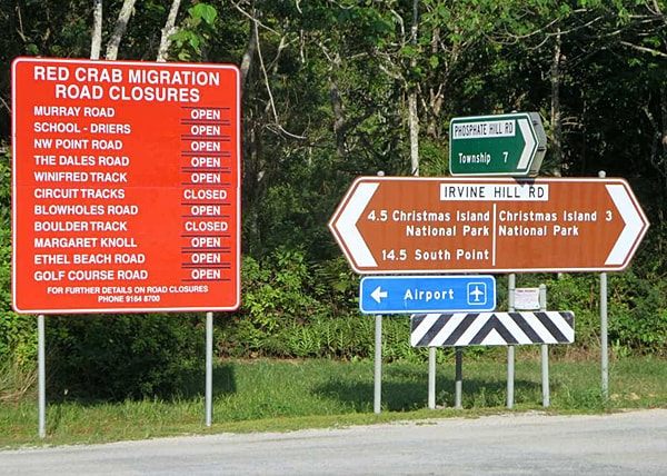 Malaysia Tour Package to Christmas Island