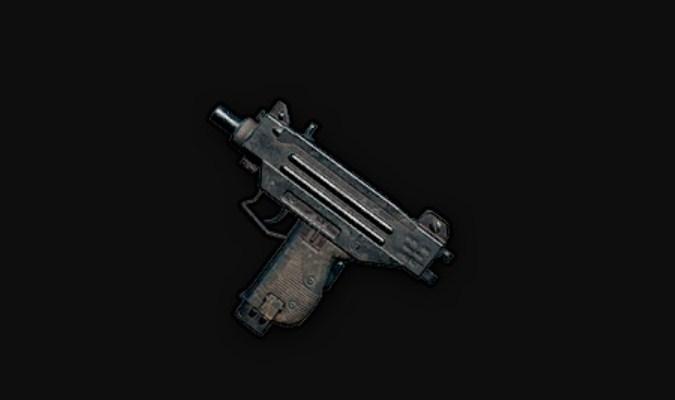 Senjata Mematikan di PUBG - UZI