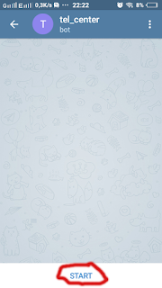Cara Transaksi Pulsa Lewat Telegram 2