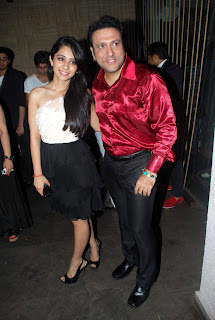 Govinda at Sonakshi Raaj's post bash images