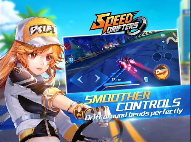 Speed-Drifters