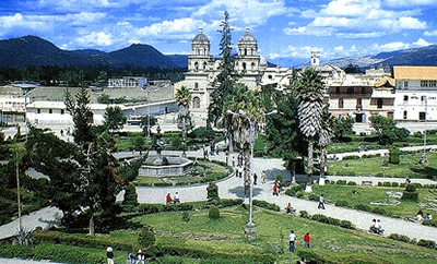 Cajamarca today