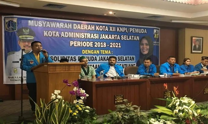 Ketum DPP KNPI : Kita Akan Mengawal Indonesia Bebas Hoax Mulai dari Tingkat Kecamatan