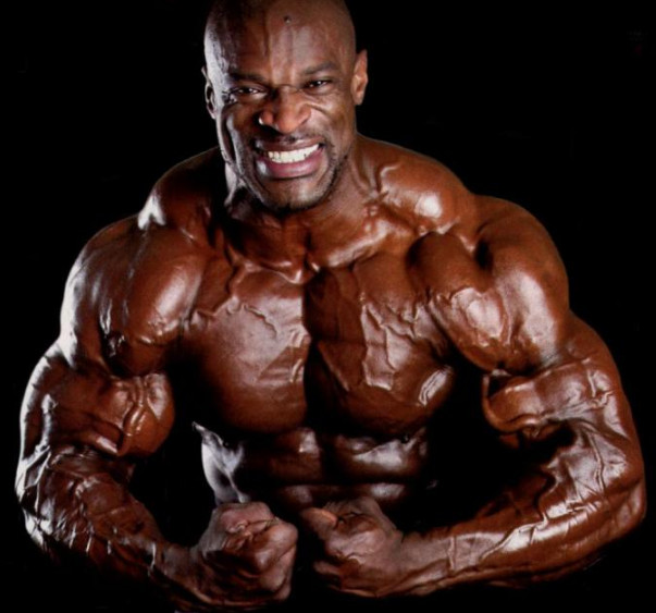 Top 5 World's Biggest Bodybuilder Ronnie Coleman
