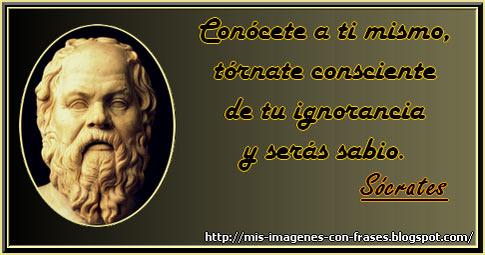 Sócrates Ignorancia Sabiduría Mis Imágenes Con Frases