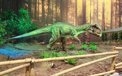 Ο Παταγοτιτάν είναι πλέον ο μεγαλύτερος δεινόσαυρος που υπήρξε στη Γη