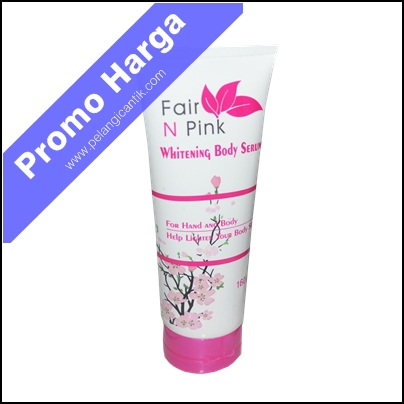 Jual Fair N Pink Serum 100% Original Termurah Best Seller