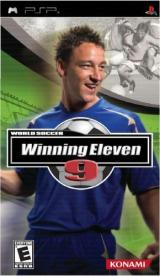 winningeleven9 pspb - Winning Eleven 9 PSP