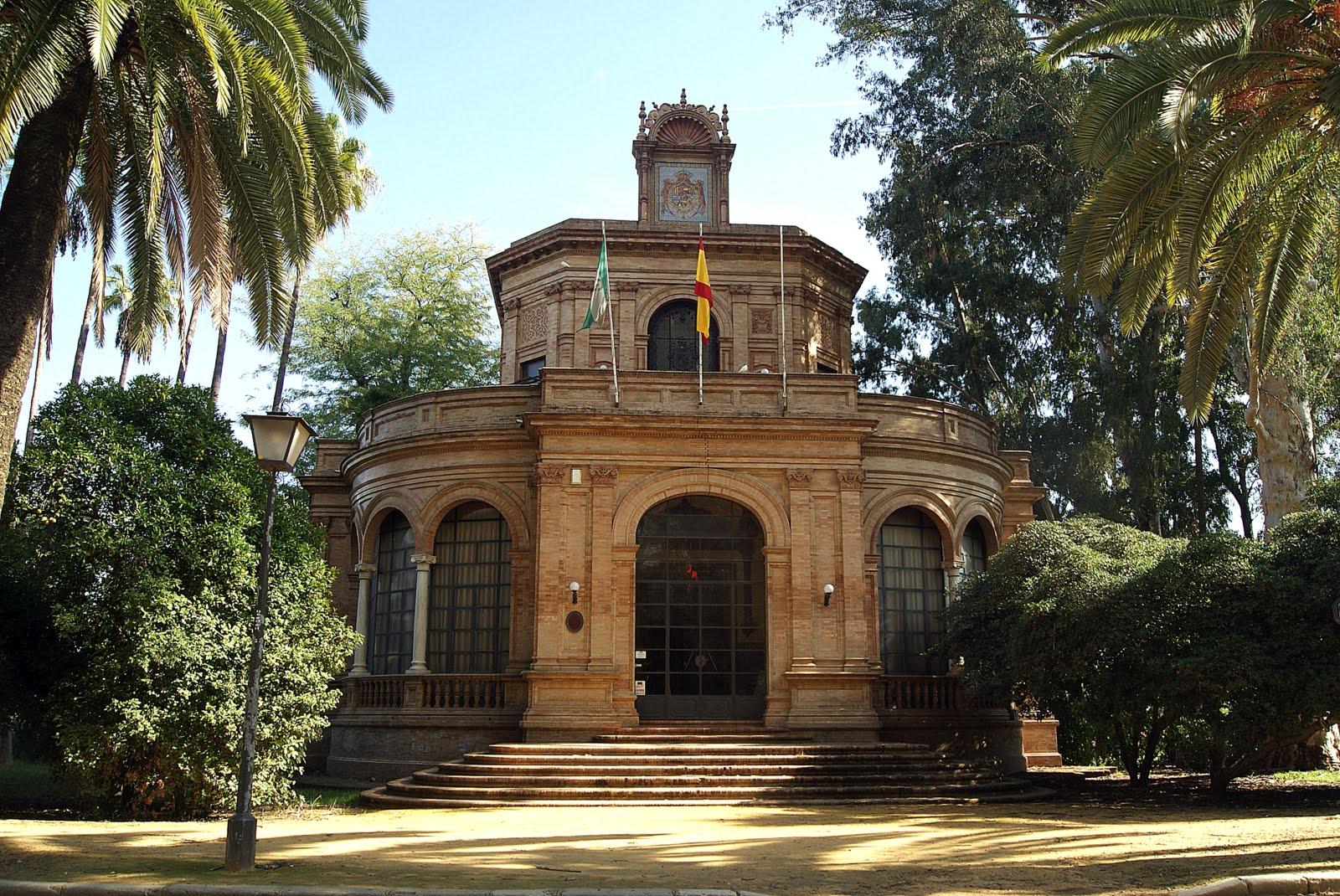 Pabellón Domecq Sevilla