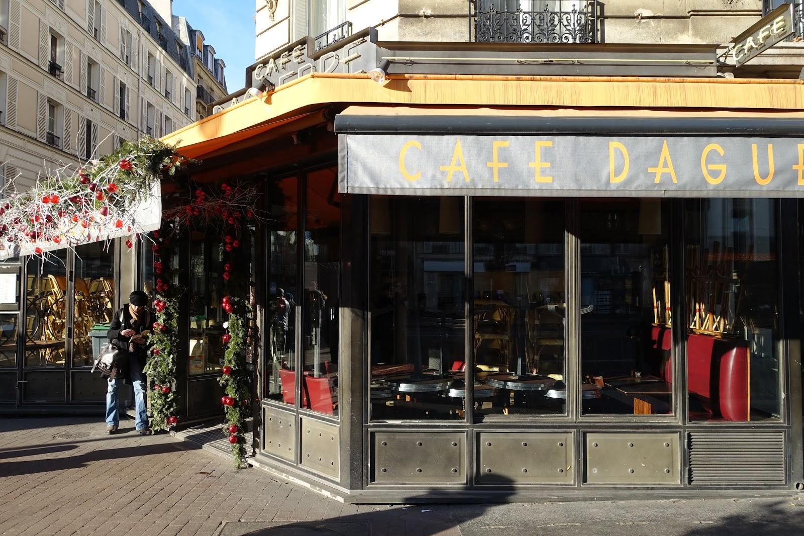 カフェ・ダゲール(Cafe Daguerre)