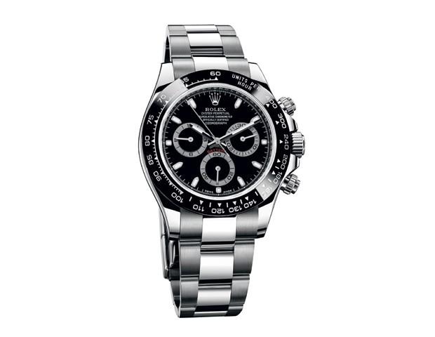 Novos modelos de relógios Rolex de luxo