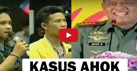VIDEO: Hadir Dalam Temu BEM Nusantara, Panglima TNI Ini Titipkan Bangsa Kepada Mahasiswa