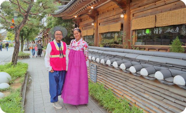 Jeonju+Hanok+Village
