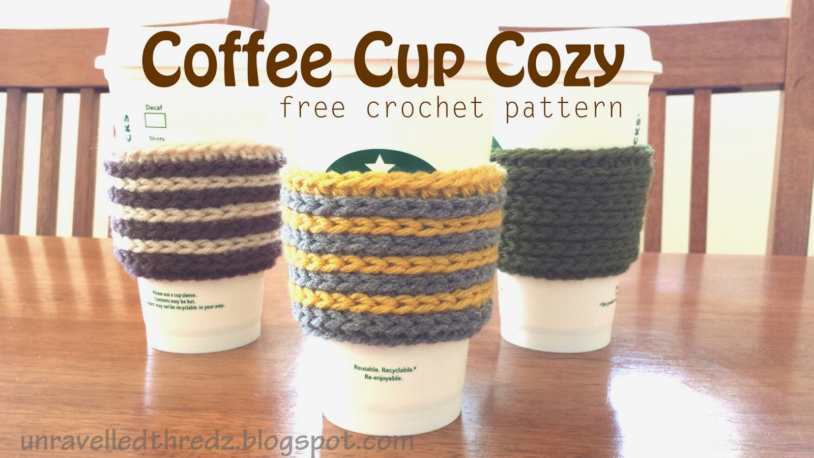 1000+ images about Crochet Coasters and Cozies on ...