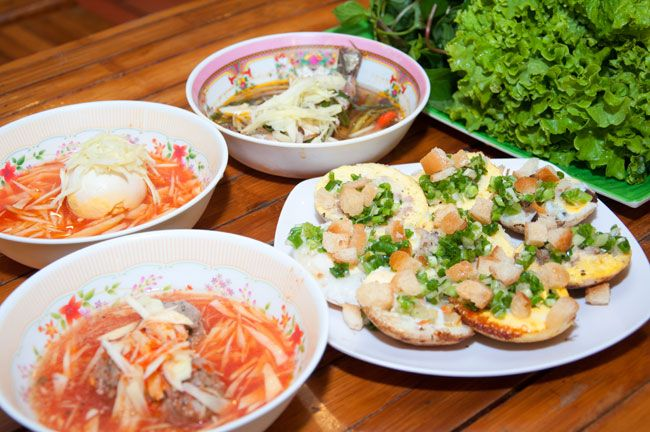 Image result for Bánh căn Phan Thiết
