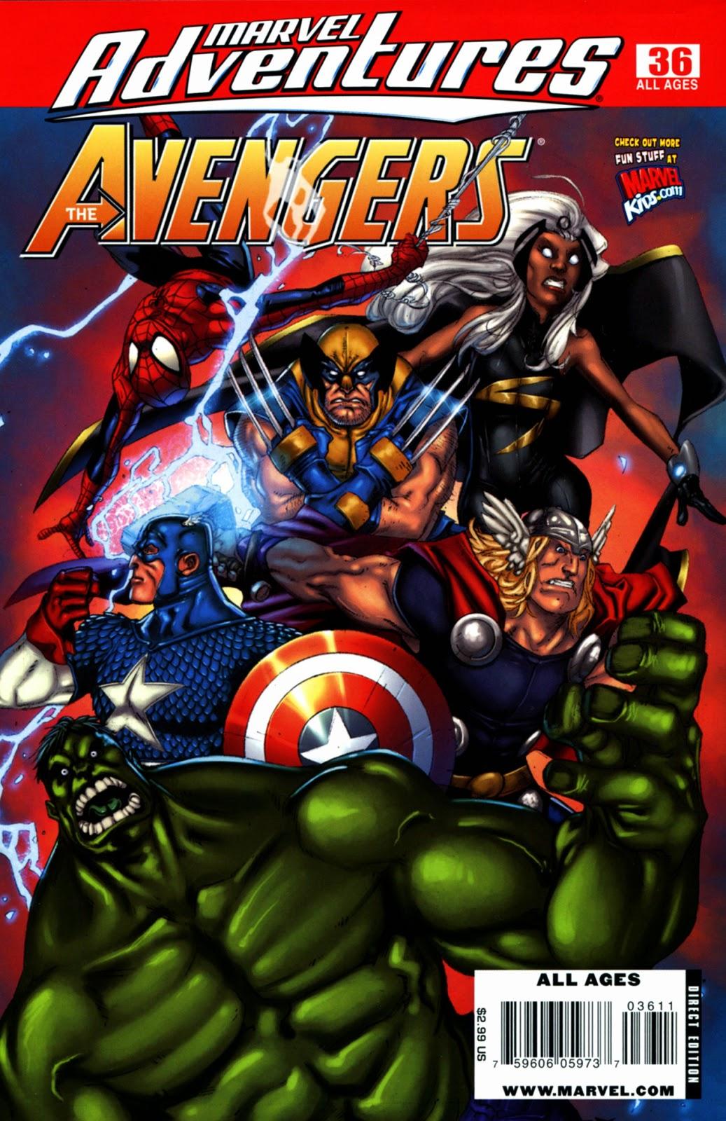 marvel comics scans online