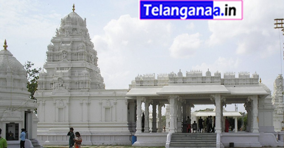 Sanghi Temple in Hyderabad Telangana