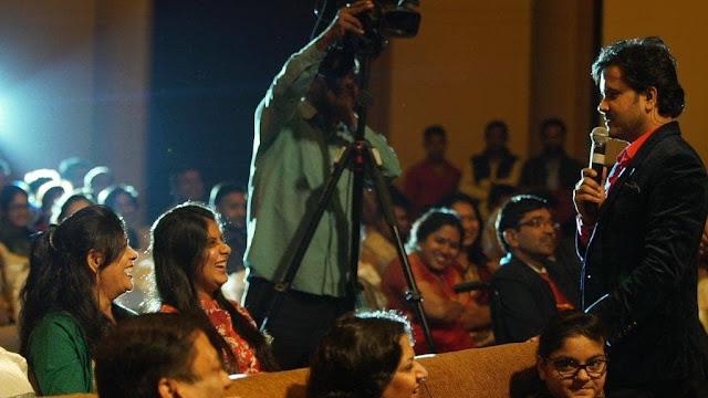 Javed Ali Performing Live