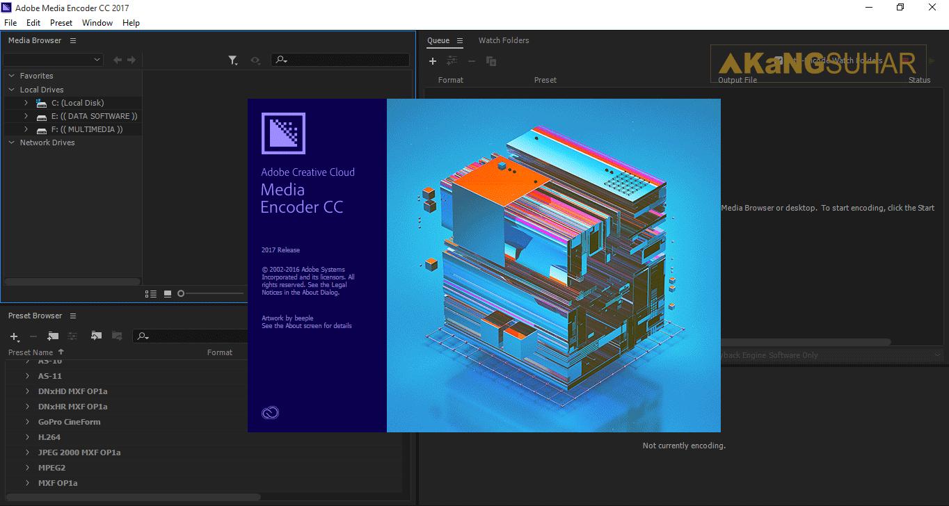 Adobe Media Encoder CC 2017 Full Version