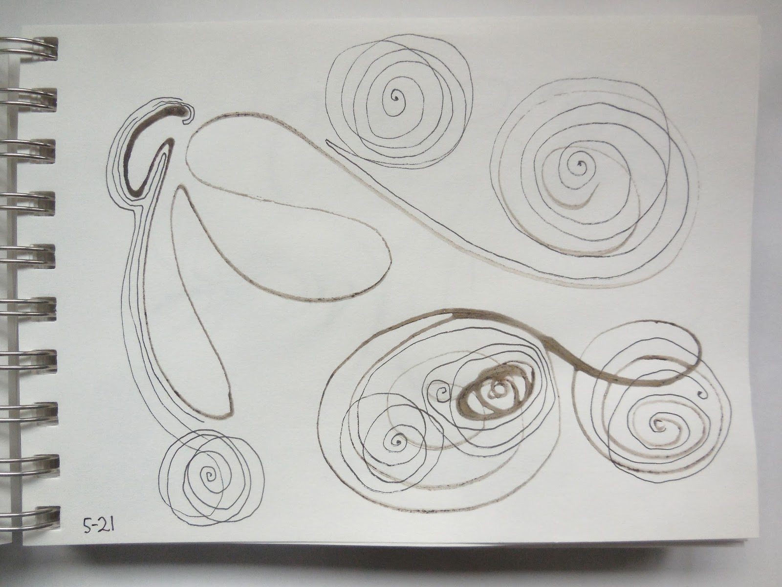Drawing Lines For Quilting : Art with a needle drawing progress report start wash