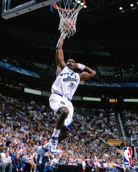 Jeremy Evans with Karl Malone Pose Dunk   NBA FUNNY MOMENTS