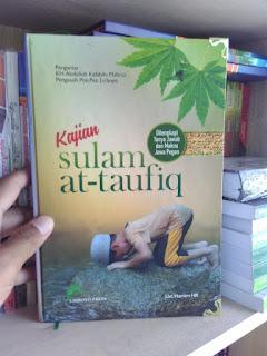 Buku Kajian Sulam Taufiq Toko Buku Aswaja Surabaya