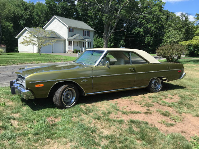 Daily Turismo Hollywood Swinger 1974 Dodge Dart Swinger