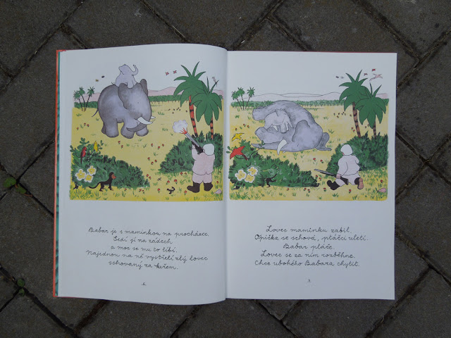pribeh maleho slona babara