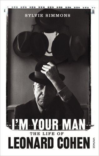 """I'm your man"" Leonard Cohen"