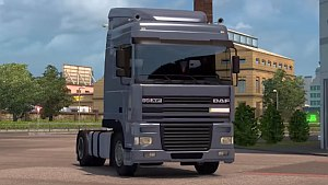 DAF 95XF SpaceCab