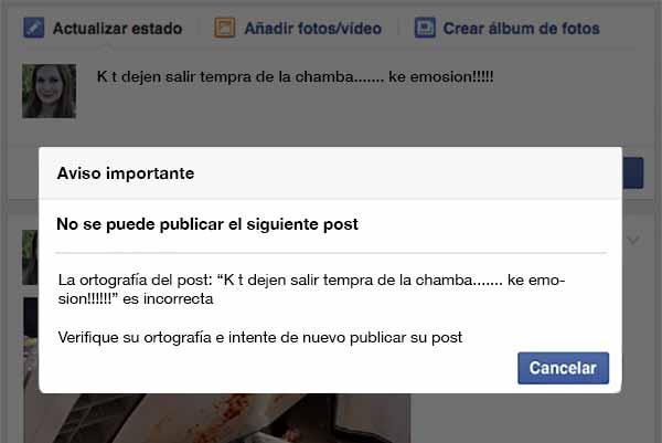 el club de los libros perdidos,  Mark Zuckerberg, facebook, facebook, cerrará cuentas con mala ortografía, twitter