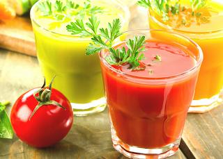 Cara Membuat Jus Tomat campur Melon