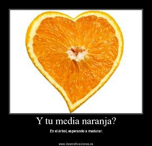 Tu Media Naranja 2013