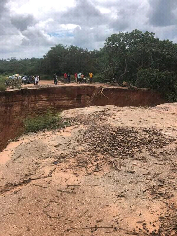 Abia set to Commence Remediation Work at Isuikwuato Erosion Site