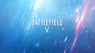 Battlefield V Logo Wallpaper