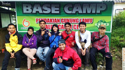 donat team on basecamp