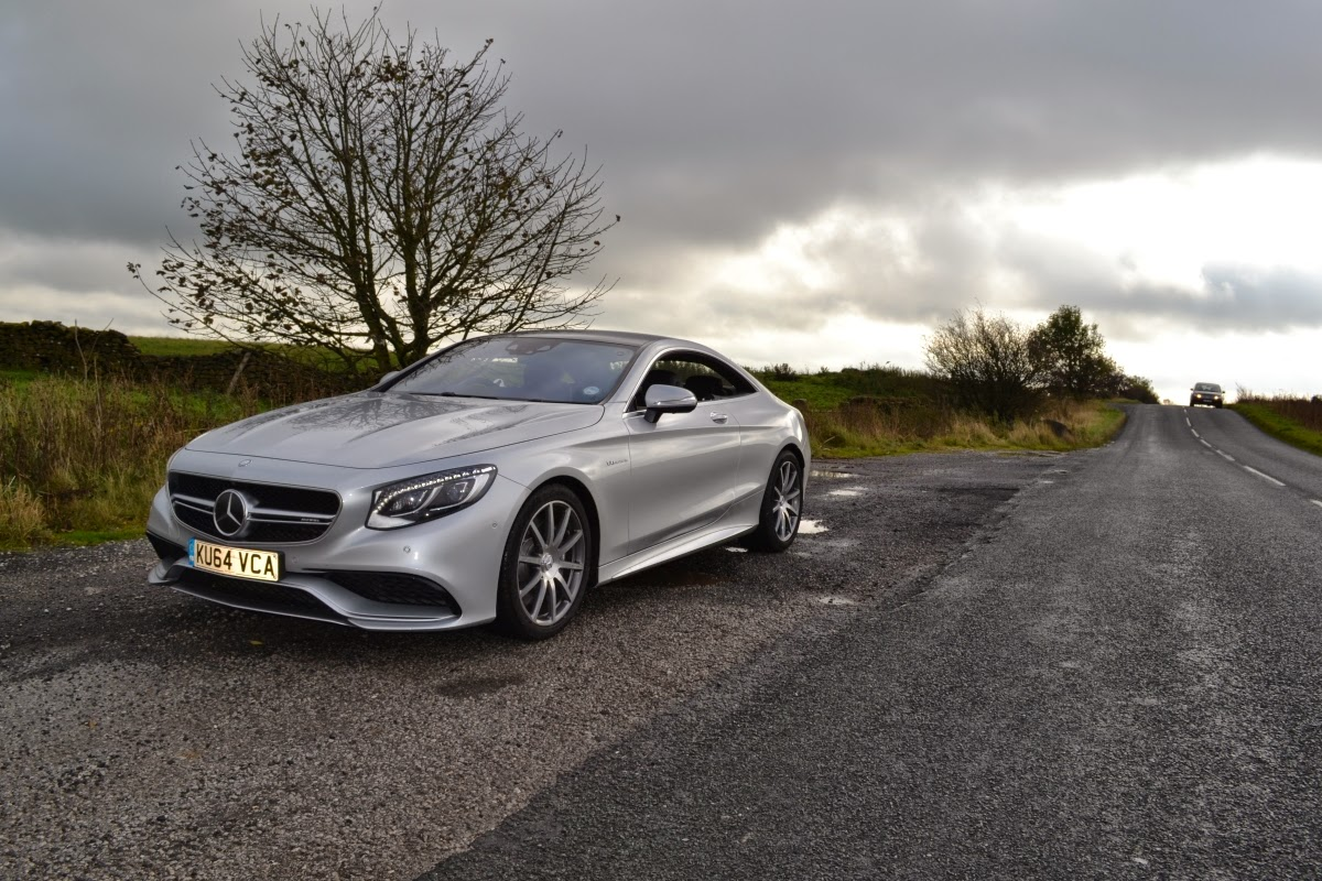 speedmonkey mercedes benz s63 amg coupe review. Black Bedroom Furniture Sets. Home Design Ideas