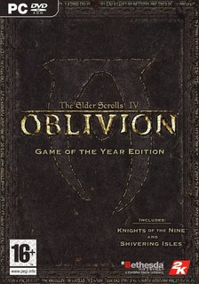 The Elder Scrolls IV Oblivion GOTY PC Full Español | MEGA