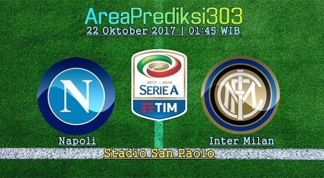 Prediksi Jitu Napoli vs Inter Milan 22 Oktober 2017