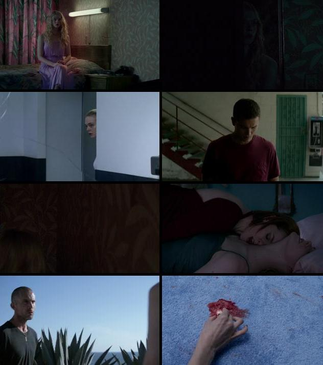 The Neon Demon 2016 English 720p WEB-DL