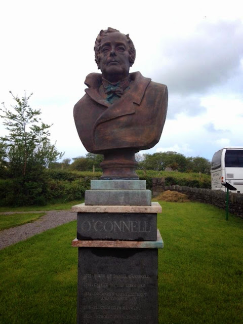 visite de L'anneau de Kerry Irlande