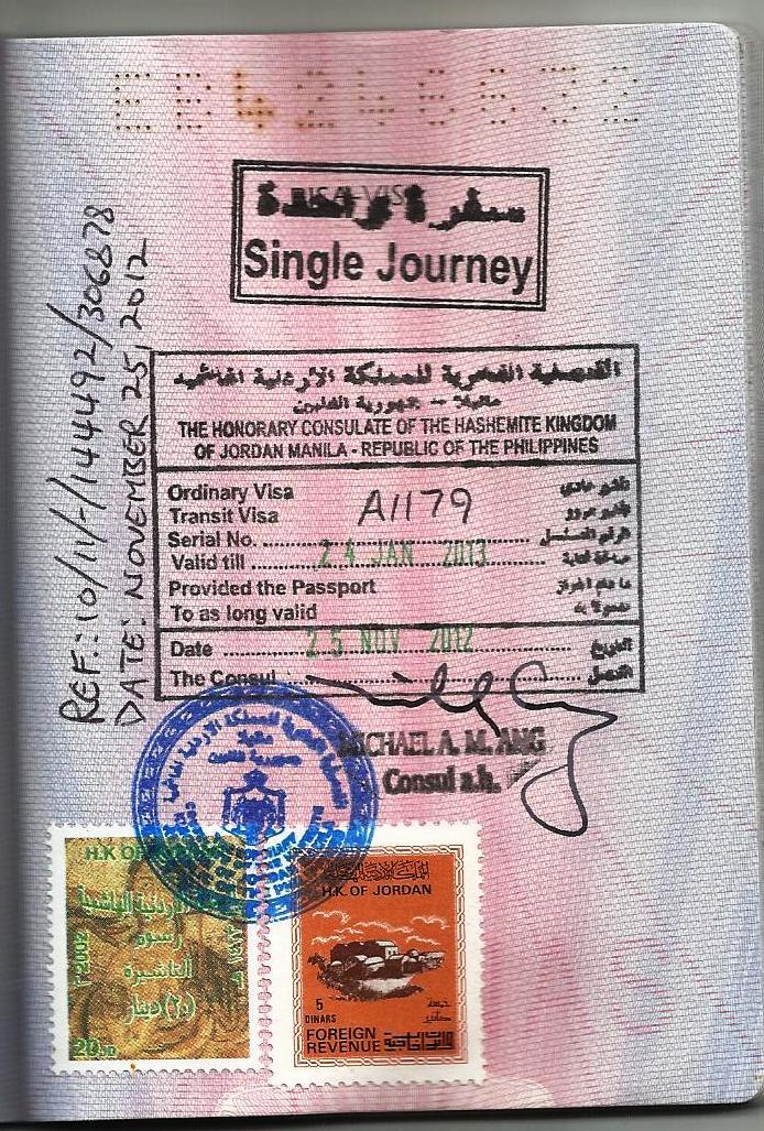 Lakbayonline Visa To Holyland For Filipino