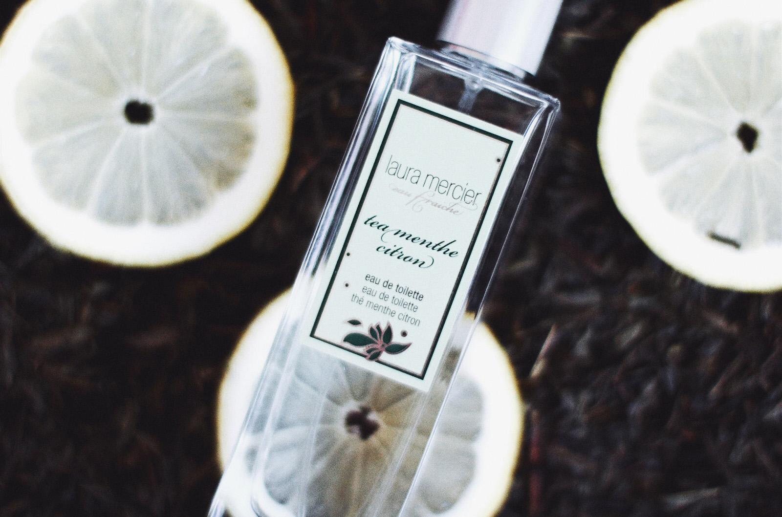 laura mercier tea menthe citron eau parfumee avis test