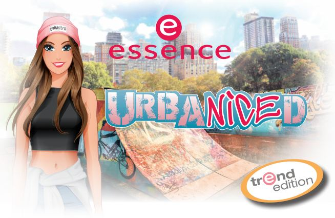 Essence limited edition Urbaniced
