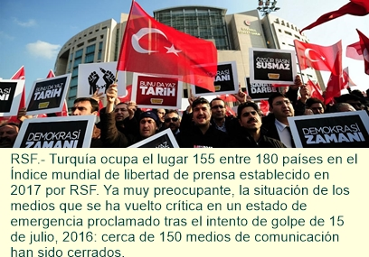 Veredicto: La cadena perpetua - Turquía: tiempo de veredicto para 29 periodistas y trabajadores de