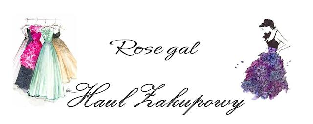 Haul Zakupowy Rosegal