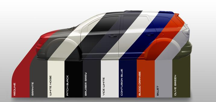 2017 Dodge Ram Colors >> Dodge Heritage Inspired Colors Larry H Miller Dodge Ram Avondale