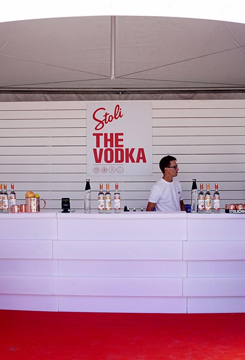 Taste of Helsinki 2018, stoli